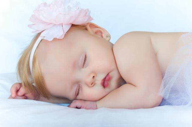 I fiori adatti per la nascita e il battesimo di un bambino