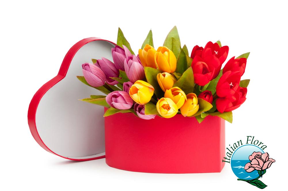 Fiori da regalare per San Valentino, il 14 febbraio