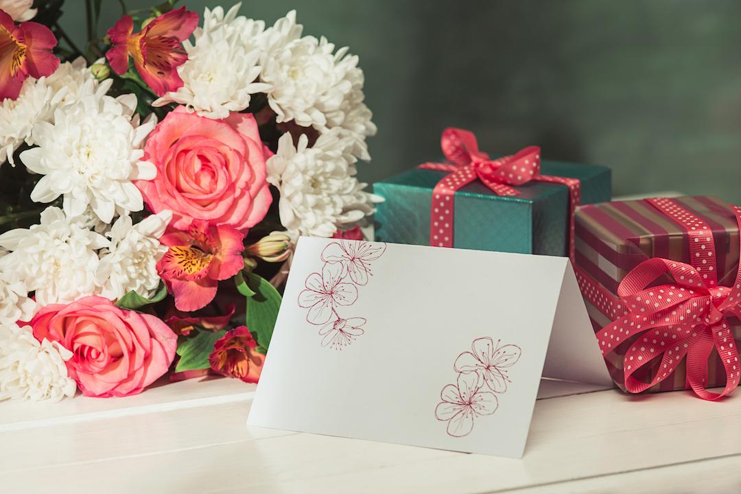 Donare dei fiori